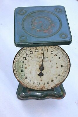Vintage American Cutlery Kitchen Scale Patented in 1912 In Working Condition