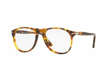 165b935ac4766 NEW PERSOL EYEGLASSES PO9649V 1023 52MM Optical Eyewear Vintage Made ...