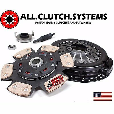 ACS Mega Stage 3 Clutch Kit for 2013-2015 Scion FRS/Subaru BRZ GT86 2.0l FA20