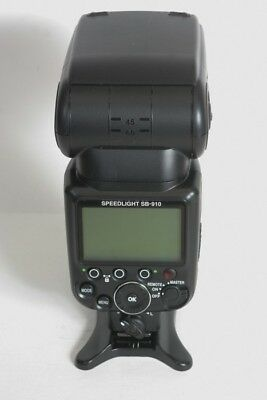 Nikon sb-910 with , diffuser, CC filters soft case and mounting foot