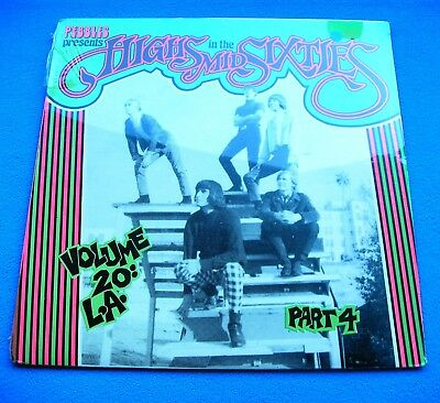 HIGHS IN THE MID SIXTIES VOL.20 1st US *RARE* 60s GARAGE PUNK COMP~SEALED/MINT!!