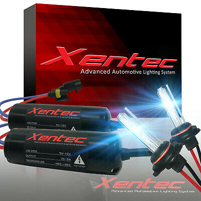 Xentec Xenon HID Light Conversion Kit 35W 40000LM for Ford F-350 F-450 F-550