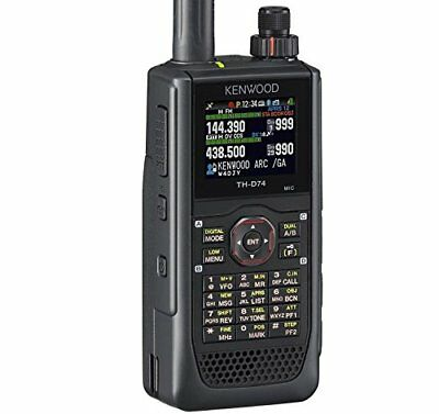 Kenwood TH-D74 Amateur Radio