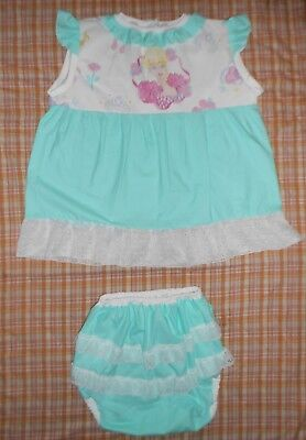 bc0644b0725 ADULT SISSY Dress And Panties Set Baby Style Abdl Princess Design ...