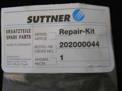 SUTTNER Repair Kit, Spare Parts, 202000044, BRAND NEW in Package