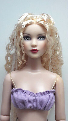 "Cami Basic Platinum 16"" Doll - Antoinette Body - Sold Out Tonner"