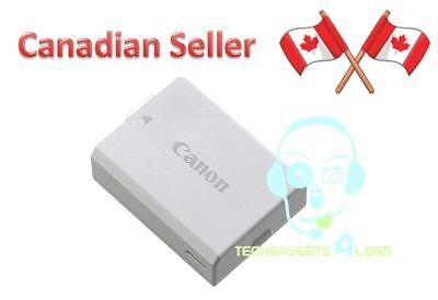 Genuine Original Canon LP-E5 LC-E5E Battery for EOS 1000D 450D 500D Rebel T1i