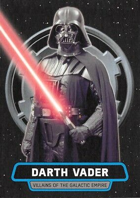 2016 Star Wars Rogue One Mission Briefing Villains Of The Empire #1 Darth Vader