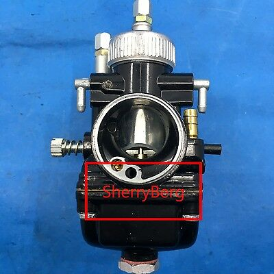 quality Carburetor carburettor OEM from Dellorto  PHBG DS Black 21mm Racing Carb