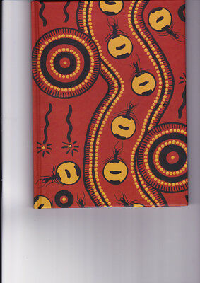 "Aboriginal Blank Book "" Honey Ant Dreaming"" by Julie Paige ( BRAND NEW )"