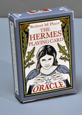 Hermes Playing Card Oracle - Fortune Telling - Playing Card Deck - Robert Place
