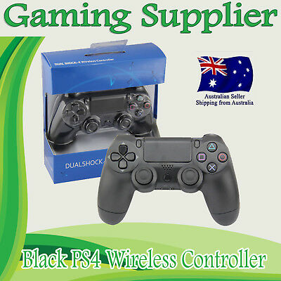 Playstation 4 Controller DualShock Wireless Bluetooth For Sony PS4 Gamepad BLACK