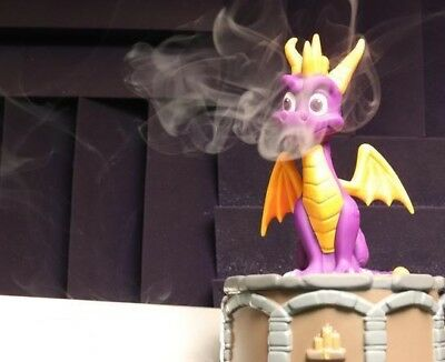 Spyro Incense Burner Statue