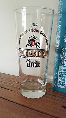 Beer Glass 'HOLSTEN PREMIUM BIER' -  0.25 cl. (mancave)