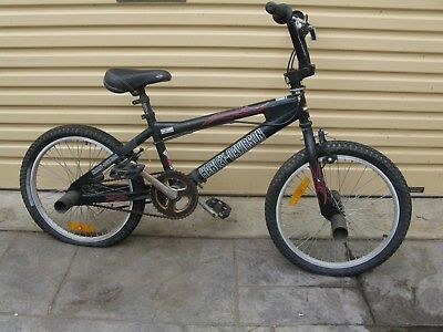 "Vintage ? Harley Davidson 20"" Bmx Bike / Fair Condition / Man Cave / Collectable"