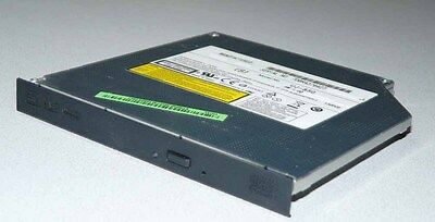 Panasonic UJ-850 DVD±RW (±R DL) IDE SLIM Line Notebook Laufwerk mit Blende
