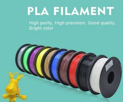 Geeetech 2/4/6/8 Spools PLA Filament 1.75mm 6 Colors for 3d Printer