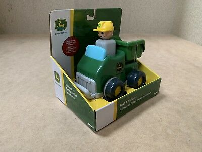 John Deere Push and Go Truck - TOMY - Fisher Price - V Tech Infant - Kids - Toy