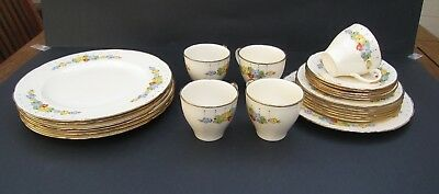 Alfred Meakin 1920s Royal Marigold part Dinner Set