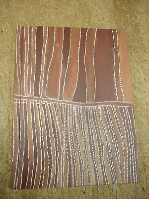 "Aboriginal Blank Book "" Big Rain Coming...."" by Rover Thomas ( BRAND NEW )"