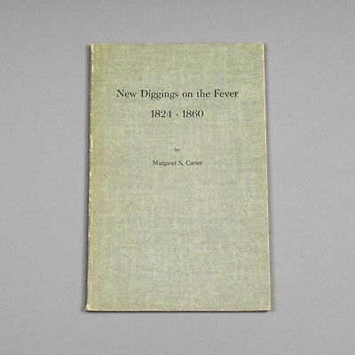 1959 book - New Diggings on the Fever, 1824-1860 - Wisconsin lead mining