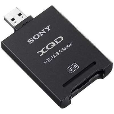 XQD card adapter for XQD memory card G series and M series only