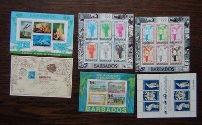 Barbados 1976 Independence 1977 Beauty 1978 Coronation 1979 R Hill 1980 London U
