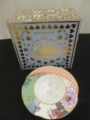 Wedgwood Daisy Butterfly Bloom Tea Strainer First Quality Brand New Unused Boxed