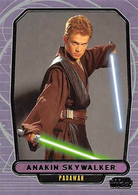 Star Wars Galactic Files Series 1 Base Card #60 Barriss Offee