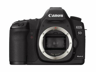 Canon EOS 5D Mark II 21.1MP Digital SLR Camera - Black (Body Only) *FOR PARTS