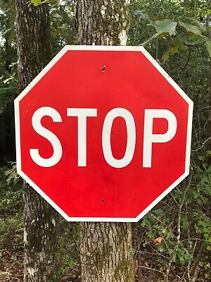 Retired Stop Sign