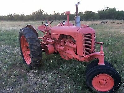 Case Model DC-3 Tractor
