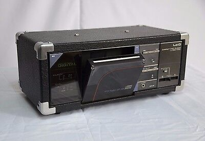 Lo-D (Hitachi) DAD-1100K (Japan) CD-Player Hitachi DA-1000 (World)
