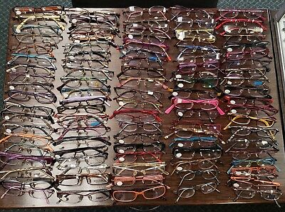 New Assorted Kid Eyeglasses 100 Frames Brands (Polo, OGI, Flexon, Addidas)