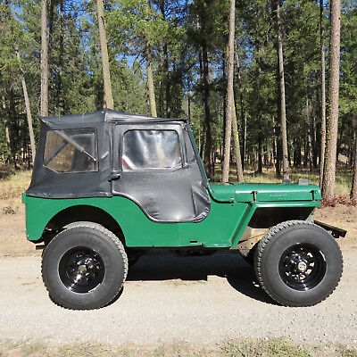 1948 Willys CJ2A  1948 Willys CJ2A Jeep