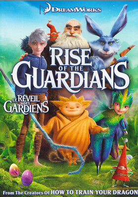 Rise Of The Guardians (Bilingual) (Dvd)