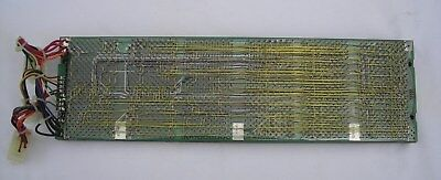 DEC DD11-DK 9-slot backplane for PDP-11 systems