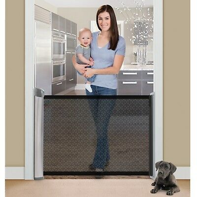 HomeSafe Summer Infant Retractable Gate Baby Safety Brand New