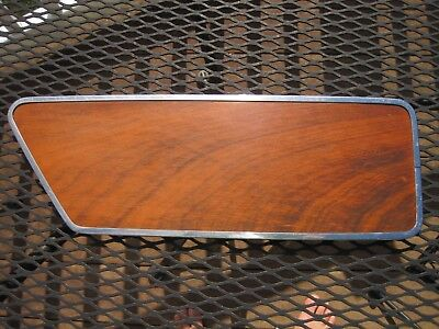 1969-1973 Fiat Dino 2400 Coupe V6 wood panel right