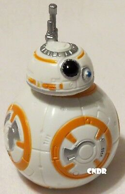 "2017 Star Wars THE LAST JEDI Force Link LOOSE 3.75"" SCALE Figure BB-8 Droid tlj!"