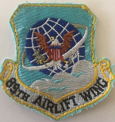 USAF 89th Airlift Wing - Air Force One - Andrews AFB MD