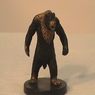 D/&D Dungeons /& Dragons Aberrations Gnoll with card 51//60