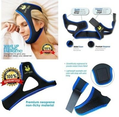 Anti Snoring Chin Strap - Most Effective Snoring Solution And Anti Snoring Devic