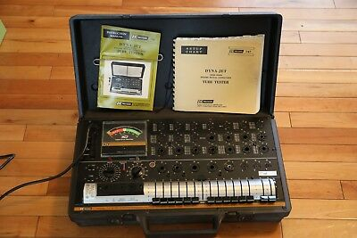 B&K Precision Model 747B Solid State Dynamic Mutual Conductance Tube Tester