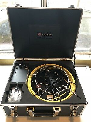 HBUDS  20m Sawer Pipe Pipeline inspection Camera