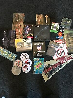Movie And Tv Collectibles