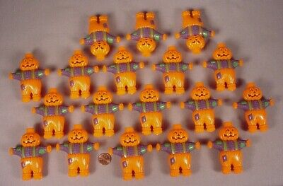 Vintage Halloween 50 Ghosts Ghost mini Light covers miniature string lights Lot2