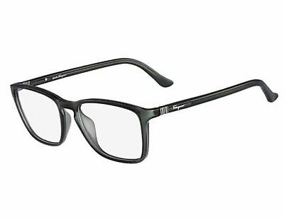 dd94520a6e NEW Salvatore Ferragamo SF2723 323 54mm Olive Green Optical Eyeglasses  Frames