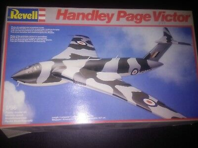 Revell 4332, Handley Page Victor, 1/96, 1983
