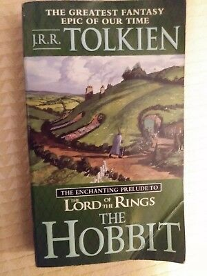 The  Enchanted Prelude To The Lord Of The Rings The Hobbitt by J.R.R. Tolkien